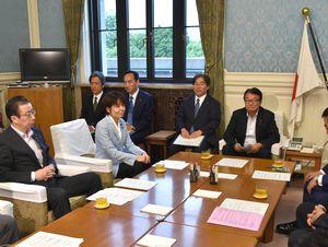 議運筆頭理事の任を終えて   参議院議員 吉川さおり
